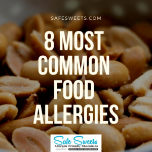 most common food allergies