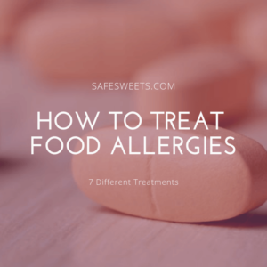how to treat food allergies