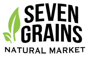 Seven Grains Natural Market logo
