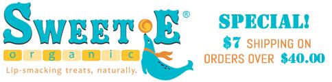 SweetE Organic logo